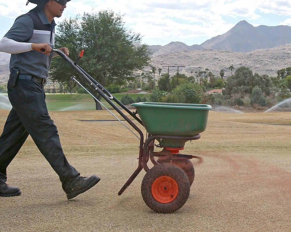 Top 5 Best Grass Seed Spreader Reviews on Amazon!