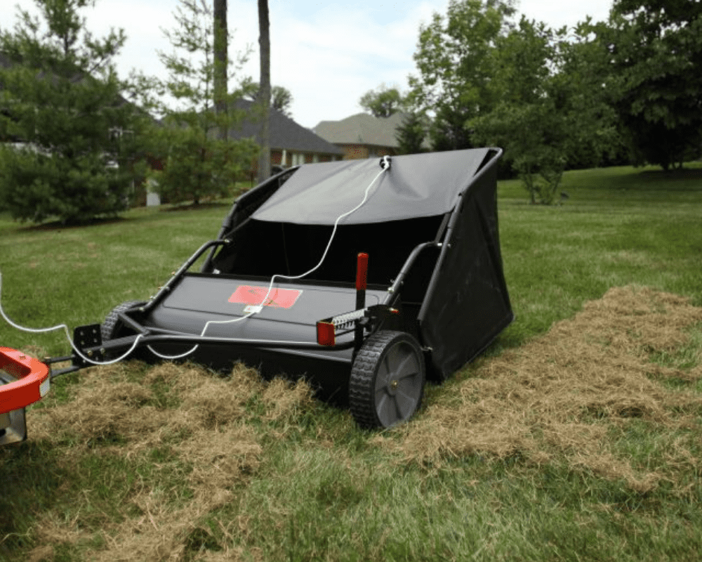 The 3 Best Lawn Sweepers to Buy for a Clean Yard